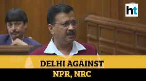 Delhi Against -Npr, Nrc 1 [Video]