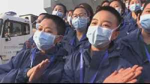 China coronavirus epicentre Hubei eases lockdown [Video]