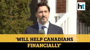 Justin Trudeau- Will Help Canadians Financially [Video]