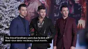 Jonas Brothers axe Las Vegas residency [Video]