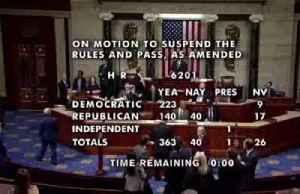 U.S. House passes coronavirus economic aid package [Video]
