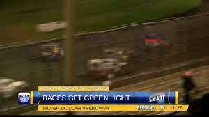 Races get green at Silver Dollar Speedway despite Coronavirus concerns [Video]