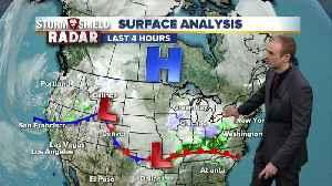 Gino Recchia NBC26 Weather Forecastctoday's forecast, today's weather, green bay weather, brown county, latest forecast, latest  [Video]