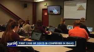 Idaho's first coronavirus case is tied to Meridian's Idaho State campus [Video]