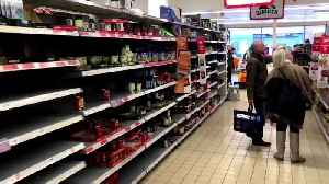 'Buy what you need', urges UK health secretary [Video]