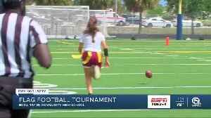 Flag Football tournament [Video]