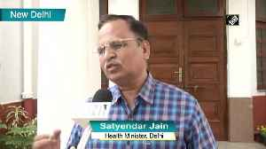 Healthy people don't need to use N95 masks Delhi Health Minister on coronavirus scare [Video]