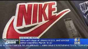 Nike To Close All U.S. Stores To Slow Spread Of Coronavirus [Video]