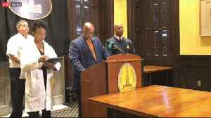 Baltimore City Officials Hold Presser On First Coronavirus Case [Video]