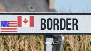 Canada Mulls Closing Borders [Video]