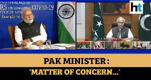 Coronavirus: Pakistan minister raises J&K at SAARC meet; Gautam Gambhir slams [Video]
