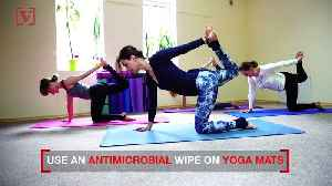 Is It Safe to Go to the Gym as Coronavirus Spreads? Play It Safe With These Home Exercises [Video]