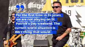 Dropkick Murphys Will Livestream St. Patrick's Day Concert With No Audience [Video]