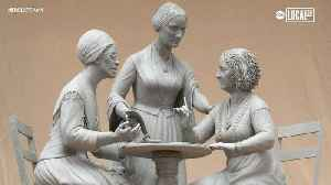 First Statue of Real-Life Women to Be Unveiled in Central Park [Video]