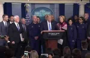 Fed slashes rates in emergency coronavirus move, Trump calls action 'terrific' [Video]