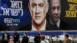 Netanyahu's rival Gantz secures 61 majority to form government [Video]