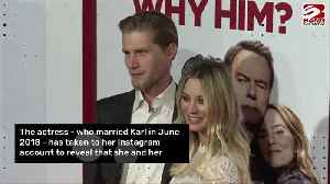 Kaley Cuoco and Karl Cook move in together [Video]