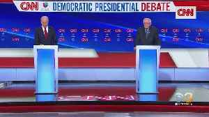 Coronavirus Latest: No Audience At Democratic Presidential Debate Between Joe Biden, Bernie Sanders Amid COVID-19 [Video]
