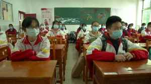 Back to school in China after coronavirus [Video]
