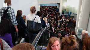 Airport Chaos [Video]