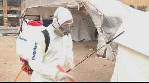 Lebanon state of emergency over coronavirus [Video]