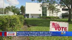 Florida To Hold Presidential Primary On Tuesday [Video]