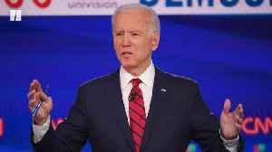 Joe Biden Pledges To Choose A Woman Vice President [Video]