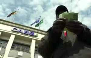 Zimbabwe clamps down on dollar source, as inflation soars [Video]