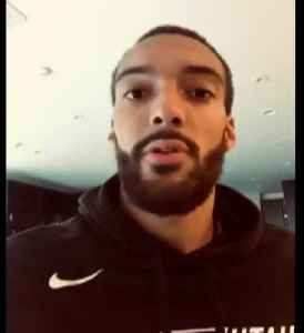 Gobert posts online apology for not having taken coronavirus threat seriously [Video]