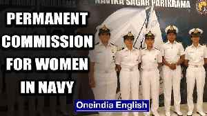 The Supreme Court grants permanent commission for women in the Navy | Oneindia News [Video]