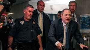 Harvey Weinstein heading to Rikers Island prison [Video]