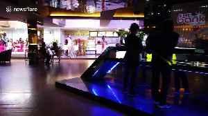 Thai escort club 'first in the world' with coronavirus screening for customers [Video]