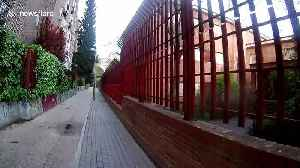 Coronavirus: Streets of Madrid deserted on fourth day of state of emergency [Video]
