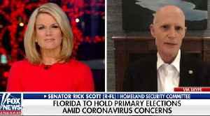 Sen. Rick Scott on coronavirus: 'The federal government cannot solve every problem' [Video]