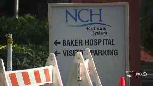 NCH opens drive-thru COVID-19 testing site [Video]