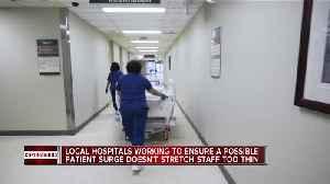 Michigan hospitals preparing for crush of coronavirus patients [Video]