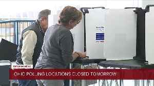 DeWine: State health director closing polls Tuesday [Video]