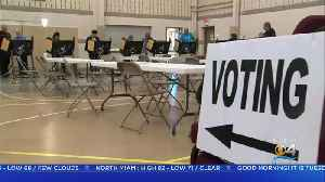 Despite Coronavirs Concerns, Polls Opened Tuesday For Florida's Presidential Primary [Video]
