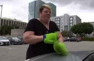 Rideshare drivers share anxiety over coronavirus impact [Video]