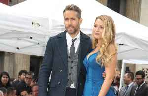 Blake Lively and Ryan Reynolds donate $1m to foodbanks [Video]