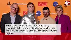 Simon Bird: Friday Night Dinner will probably end after season six [Video]