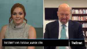 News video: Jim Cramer on the Markets and the Possibility of a Recession