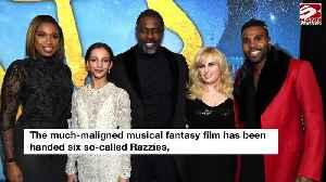 Cats movie sweeps Razzie Awards [Video]