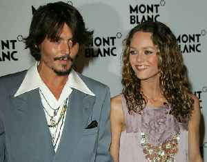 Vanessa Paradis supports her ex Johnny Depp [Video]