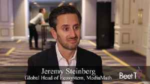 Re-Think Ad Supply From The Source: MediaMath's Steinberg [Video]