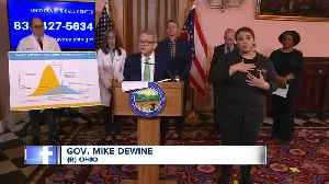 News video: A new order from governor Mike Dewine to help slow the spread of the coronavirus