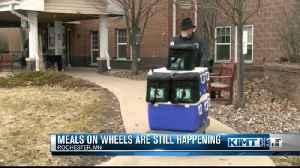 Meals on Wheels still happening [Video]