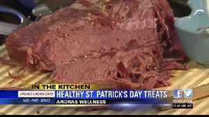 In the Kitchen: Healthy St. Patty's Day Treats [Video]