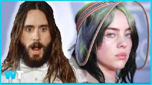 Jared Leto UNAWARE of Outbreak While Celebs Speak Out on Corona Virus! [Video]