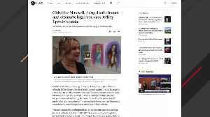 Ghislaine Maxwell Sues Jeffrey Epstein's Estate [Video]
